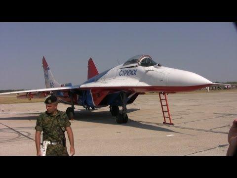 BATAJNICA - 2012 09.02. MiG-21,...