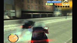 Grand Theft Auto 3 - [Guide - 071. Calamité au casino]