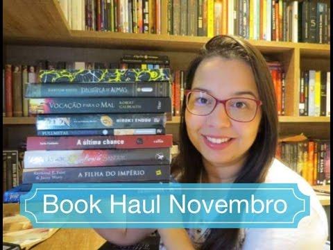Book Haul Novembro  | Black Friday  | Livros, quadrinhos e mangá |  Blog Leitura Mania