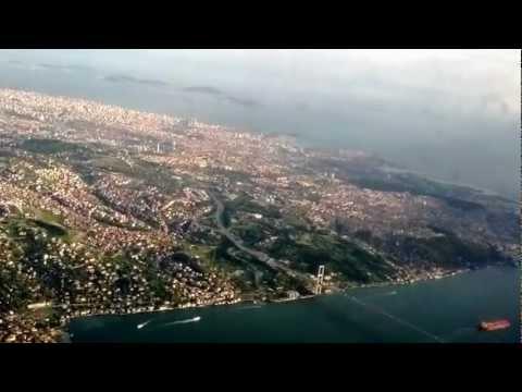 Siehe oben nach Istanbul
