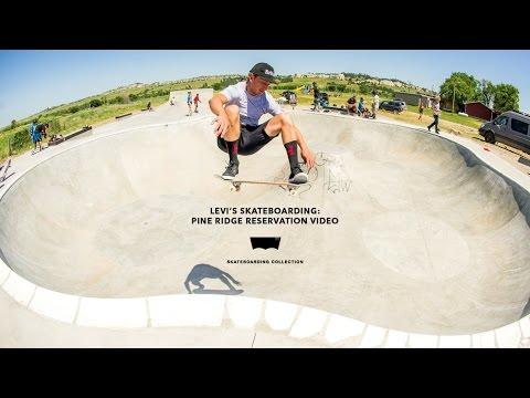 Levi's Skateboarding: Pine Ridge Reservation | TransWorld SKATEboarding