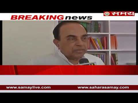 Subramaniam Swami on becoming Ram temple in Ayodhya