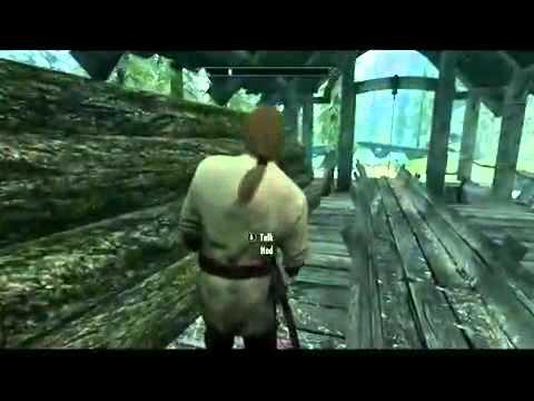 Икона видеоигр- The Elder Scrolls 5- Skyrim Часть 2
