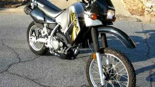 6. 2007 Kawasaki KLR650