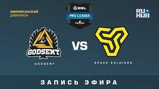 GODSENT vs Space Soldiers - ESL Pro League S6 Relegations EU - map1 - de_cobble [SSW, yXo]