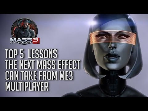 Lessons - Dragon Age: Inquisition multiplayer has Aaron Sampson looking back on lesson learned from Mass Effect 3. Visit all of our channels: Features & Reviews - http://www.youtube.com/user/gamespot...
