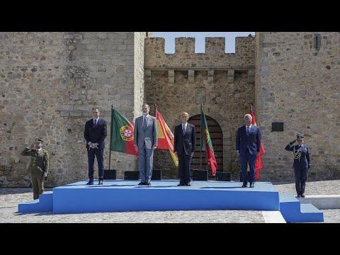 Ιβηρική: Άνοιξαν τα σύνορα Πορτογαλίας-Ισπανίας