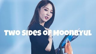 Two Sides to Moonbyul