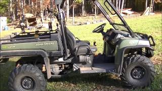 3. Dont buy a Gator until you see this: A farmer's comprehensive review of the John Deere Gator 825i