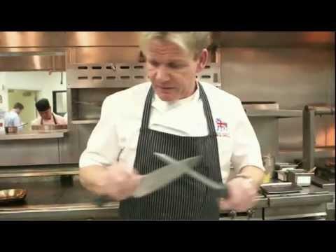 Gordon Ramsay Pub & Grill Caesars Palace Las Vegas 12-18-12