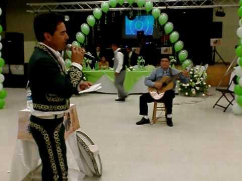 Erik Morales Quinceanera- Los Yonics