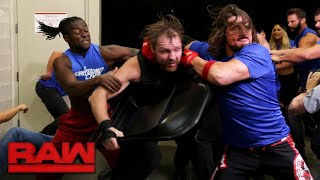 Nonton Monday Night Raw Falls Under Siege By Smackdown Superstars  Raw  Oct  23  2017 Film Subtitle Indonesia Streaming Movie Download