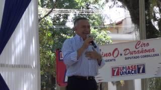 Lino Oviedo en Arroyos y Esteros