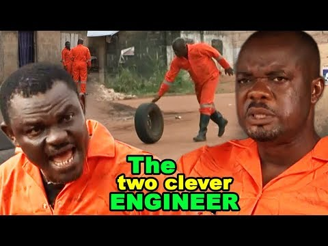 The Two Clever Engineers - Charles Onojie 2018 Latest Nigerian Nollywood Comedy Movie Full HD