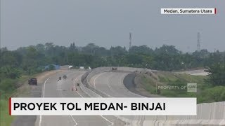 Video Proyek Tol Medan - Binjai, Jalur Alternatif Mudik Lebaran MP3, 3GP, MP4, WEBM, AVI, FLV Oktober 2017