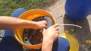 Video How to Build a Maggot Farm The Right Way: Feed Fish & Poultry MP3, 3GP, MP4, WEBM, AVI, FLV Oktober 2018