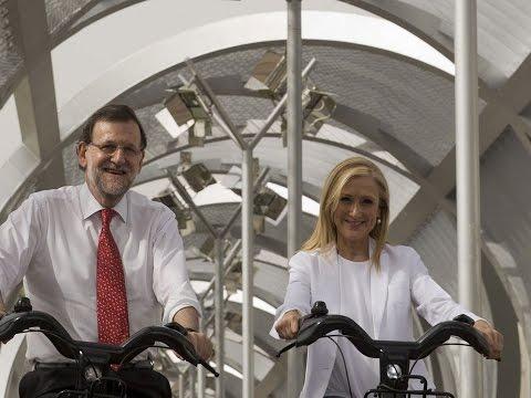 Cristina Cifuentes propone una misma tarjeta para el uso combinado del transporte público y de la bicicleta