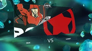ROX vs GMB - Неделя 4 День 2 Игра 5 / LCL