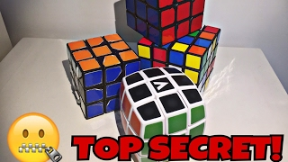HOW TO SOLVE A RUBIK'S CUBE IN 5 SECONDS (secret method revealed)!!!