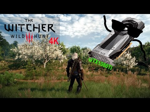 Turn Down for What! GTX1080TI vs The Witcher 4K  ‹ ChipArt ›