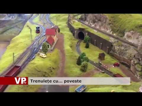 Trenulețe cu… poveste