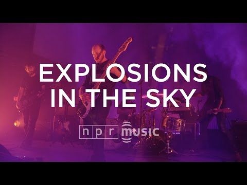 Explosions In The Sky: Full Concert   NPR Music Front Row