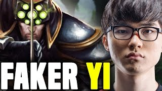 Faker Playing Solo Queue Ranked Game With Master Yi Mid vs Talon In Challenger Elo Korea Rank SoloQ. The Patch Of The ...