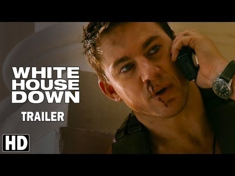 White House Down - Extended Trailer - HD