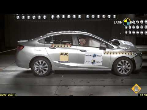 Chevrolet Cruze Crash Test