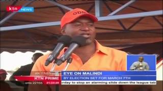 Three Candidates Bolt Out Of The March 7th Malindi By-election