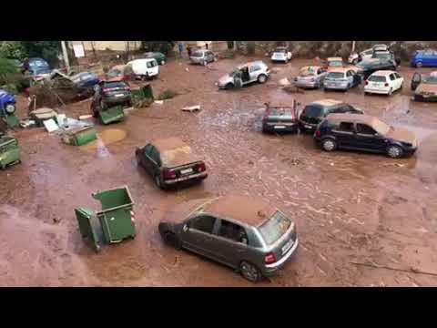 Υπαίθριο πάρκινγκ στο Μαρούσι