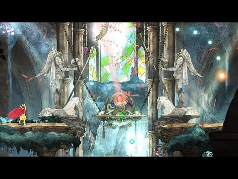 Nádherná RPG hříčka Child of Light
