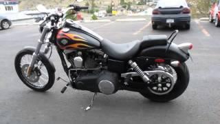 9. 2015 Harley Davidson FXDWG Dyna Wide Glide