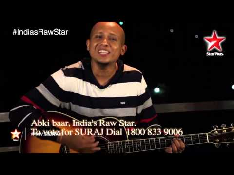 India's Raw Star: Vote now for Raw Star Suraj! 17 September 2014 01 PM