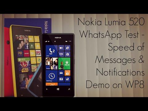 how to change whatsapp profile photo in nokia lumia 520