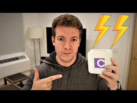 Unboxing the Casa Bitcoin Lightning Node video