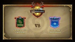 GG vs CC, game 1