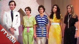 فرقة الفور إم ونجوى إبراهيم - مقابلة تلفزيونية 1984