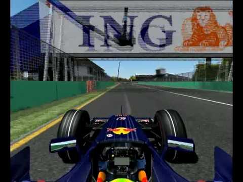 Gp Australia Formula1 F1LFRacing 2009