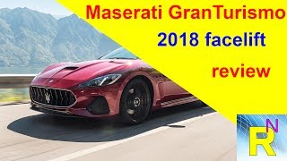 Read newspaper:Car review - Maserati GranTurismo 2018 facelift reviewPlease like and subscribe channel.Thank you for watching!Source: autoexpress.co.uk
