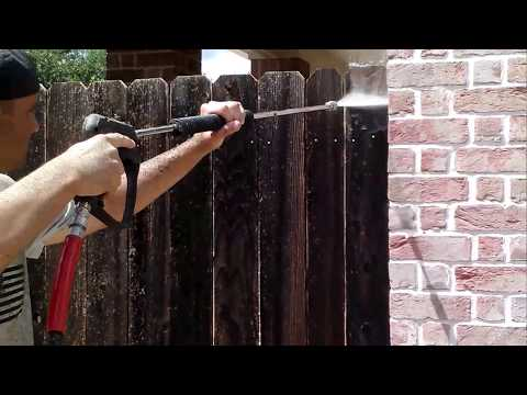 Katy Fence And Deck Pressure Washing
