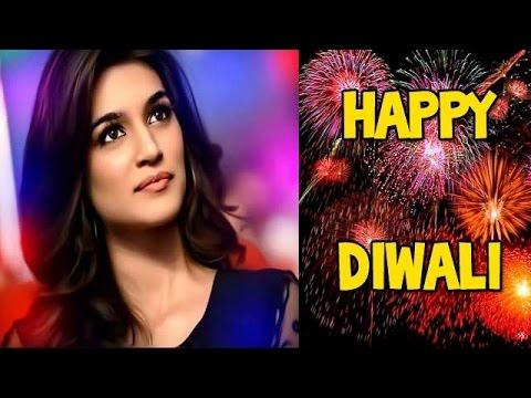 Kriti Sanon celebrates Diwali with zoOm! - EXCLUSIVE 23 October 2014 08 PM