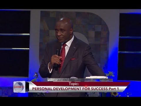 Personal Development For Success Pt 1 With David Ibiyeomie