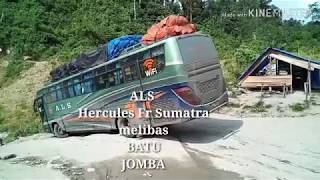 Video ALS  Hercules from Sumatra  Melibas Batu Jomba MP3, 3GP, MP4, WEBM, AVI, FLV Maret 2019