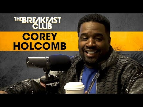 Corey Holcomb Addresses Comedy Beefs, Monogamy + More