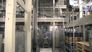Video Logistikzentrum EDEKA Landsberg, von WITRON als GU MP3, 3GP, MP4, WEBM, AVI, FLV Oktober 2018