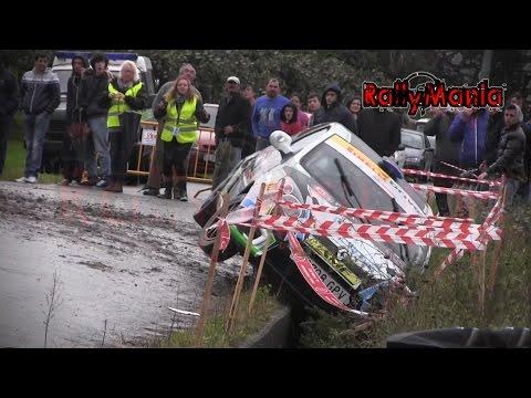 Rally Eurocidade 2014 - Crash & Show [HD]