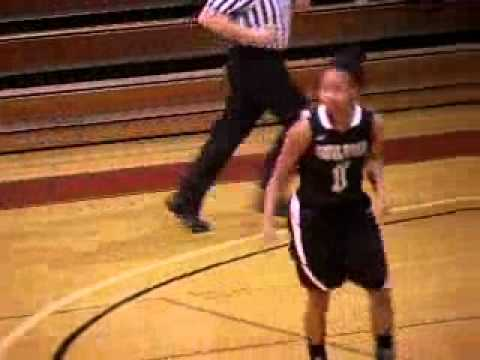 Women's Basketball vs. Eastern Mennonite 1/15/11 Highlights