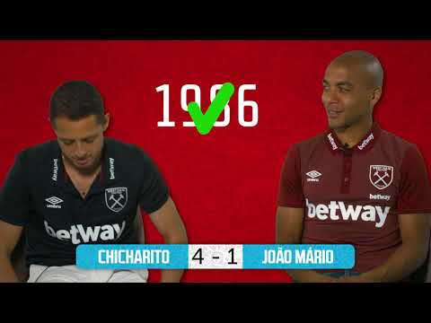 WORLD CUP QUIZ | CHICHARITO v JOAO MARIO