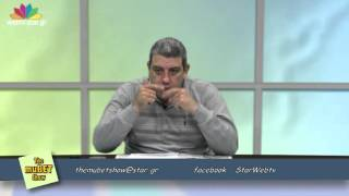 THE MUBET SHOW επεισόδιο 4/12/2015